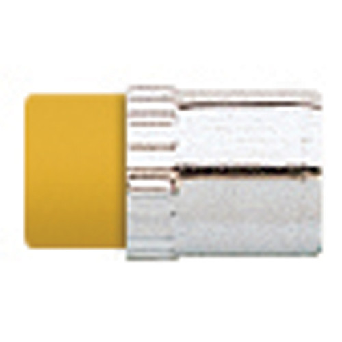0.7mm Switch-It Yellow Eraser (5/Card)