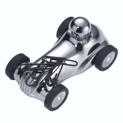 Paper Clip Holder & Paper Weight Racing Car