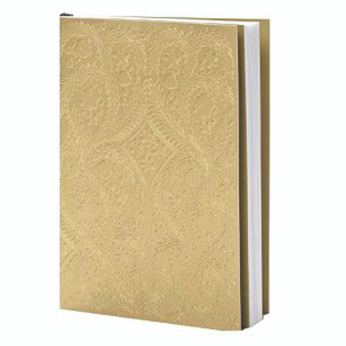 Gold Embossed Paseo Journal (B5)