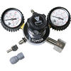 Komos Dual Gauge Co2 Regulator