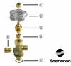 Safety Burst Disc for CO2 valve  (3000 psi)