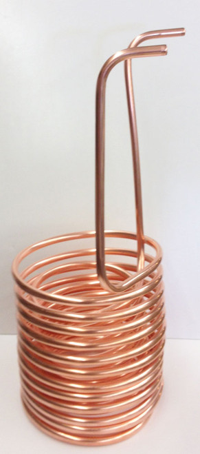 Double Coil (Twin Coil) Copper Immersion Chiller