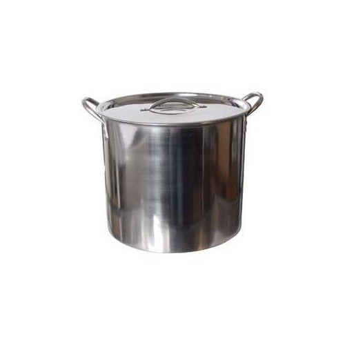 5 Gallon Stainless Steel Stock Pot (Cosmetic Damage)