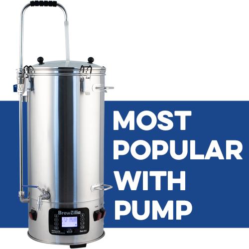 BrewZilla GEN #3.1 with Pump System