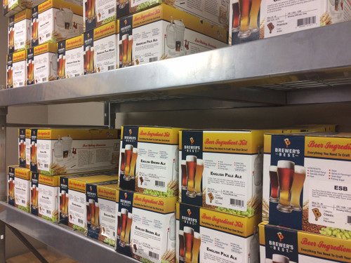Brewers Best Belgian IPA