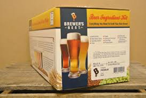 Pacific Coast IPA extract kit (Brewers Best)