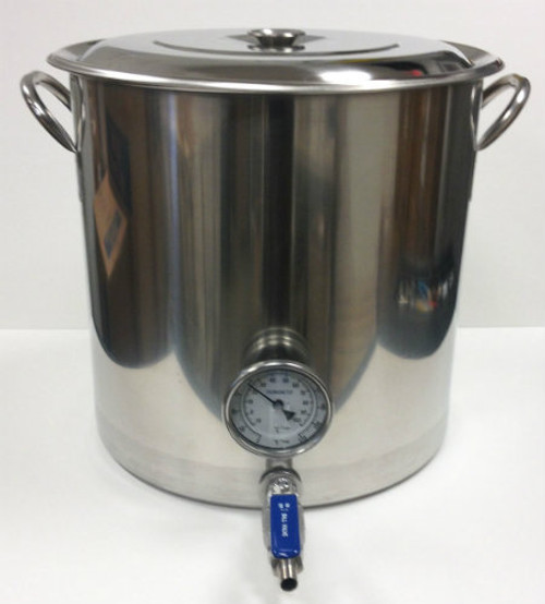8.5 Gallon SS Kettle