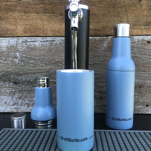 Insulated Draft Bottle