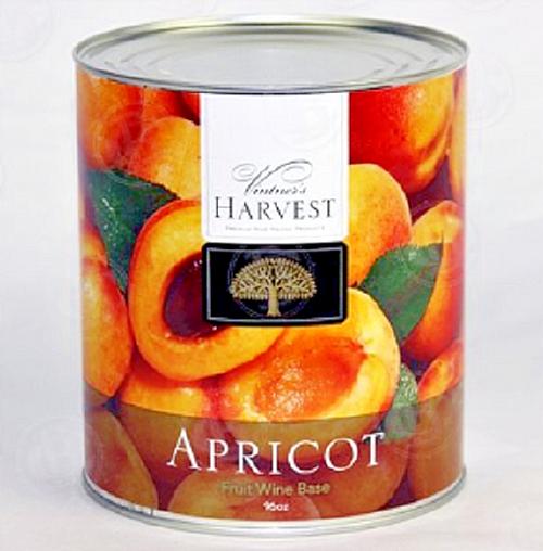 Vintner's Harvest Apricot Wine Base, 96 oz.