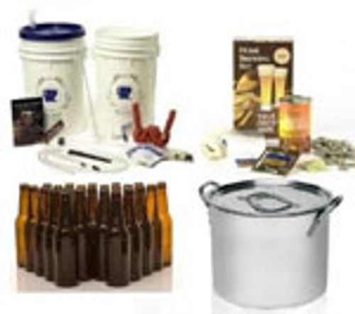 Complete Home Brew Starter Kit | BREW International