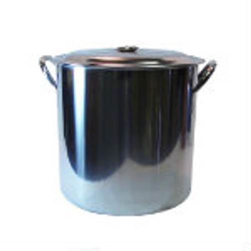 Premium 8 Gallon Stainless Steel Kettle 32 quart
