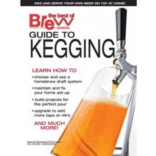 BYO Magazine - Guide To Kegging