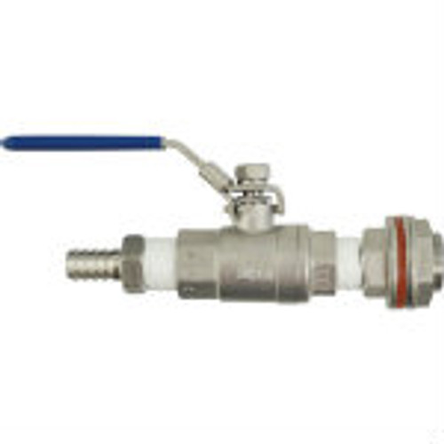 Weldless Stainless Steel Heavy Duty Ball Valve
