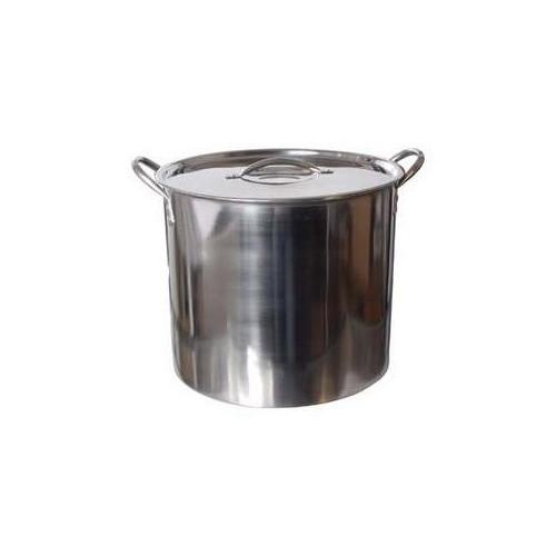 Economy 5 Gallon Stainless Steel Stock Pot