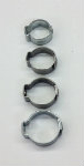 Ear Clamps Multiple Sizes