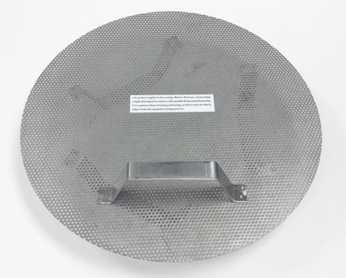 False Bottom for 15 Gallon Tri-Clad Kettle