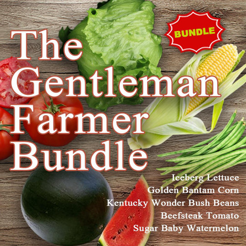 SeedCatalog The Gentleman Farmer Bundle
