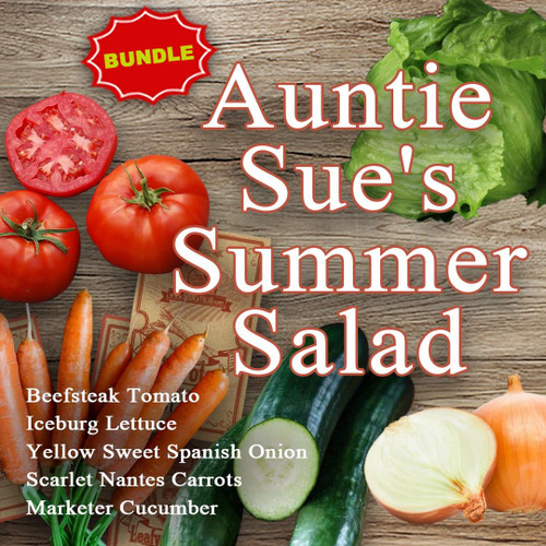 SeedCatalog Auntie Sues Summer Salad