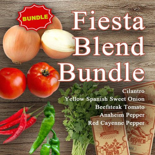 SeedCatalog Fiesta Blend Bundle