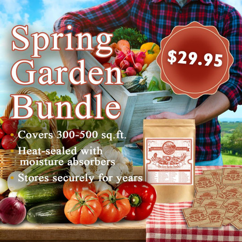 SeedCatalog Spring Garden Bundle