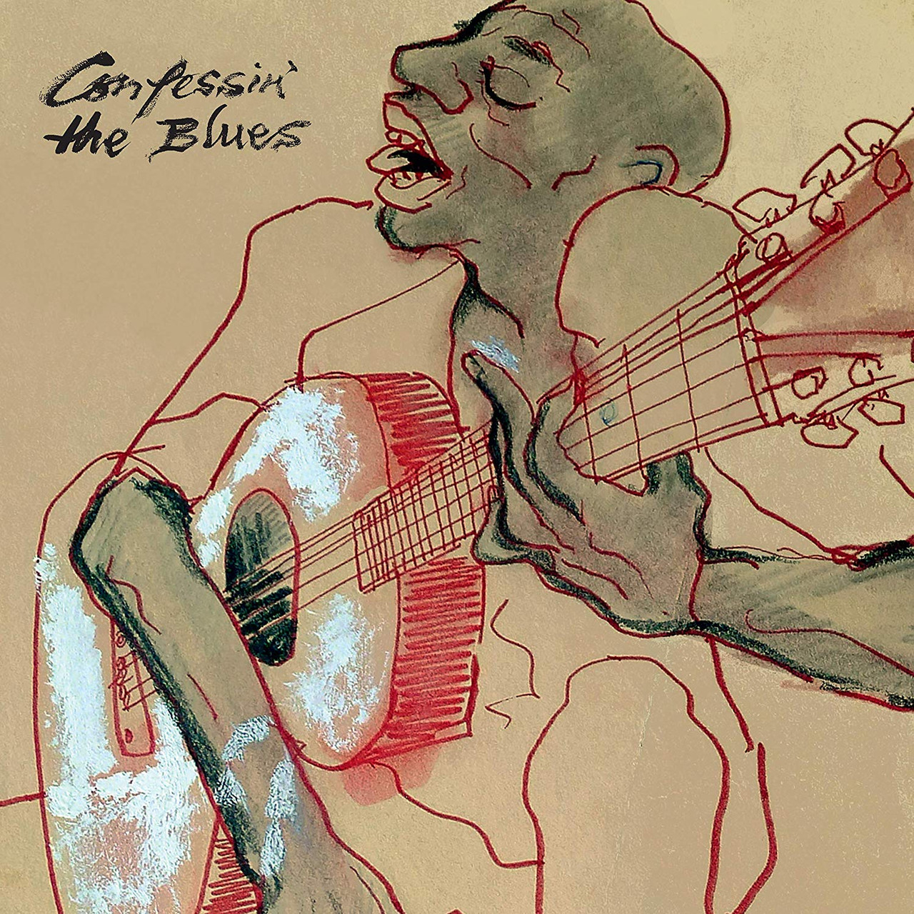Confessin' the Blues - 2 CD SET - 42 SONGS