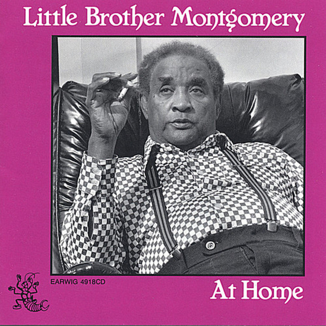 Little Brother Montgomery - At Home