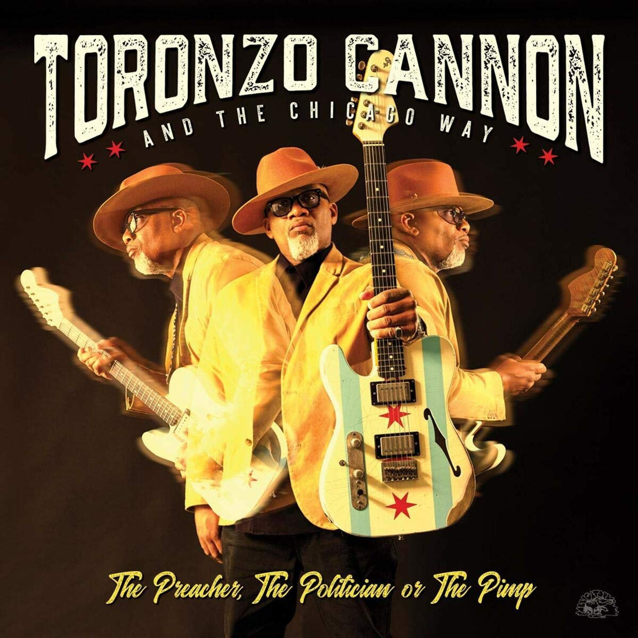 TORONZO CANNON - The Preacher, The Politician Or The Pimp