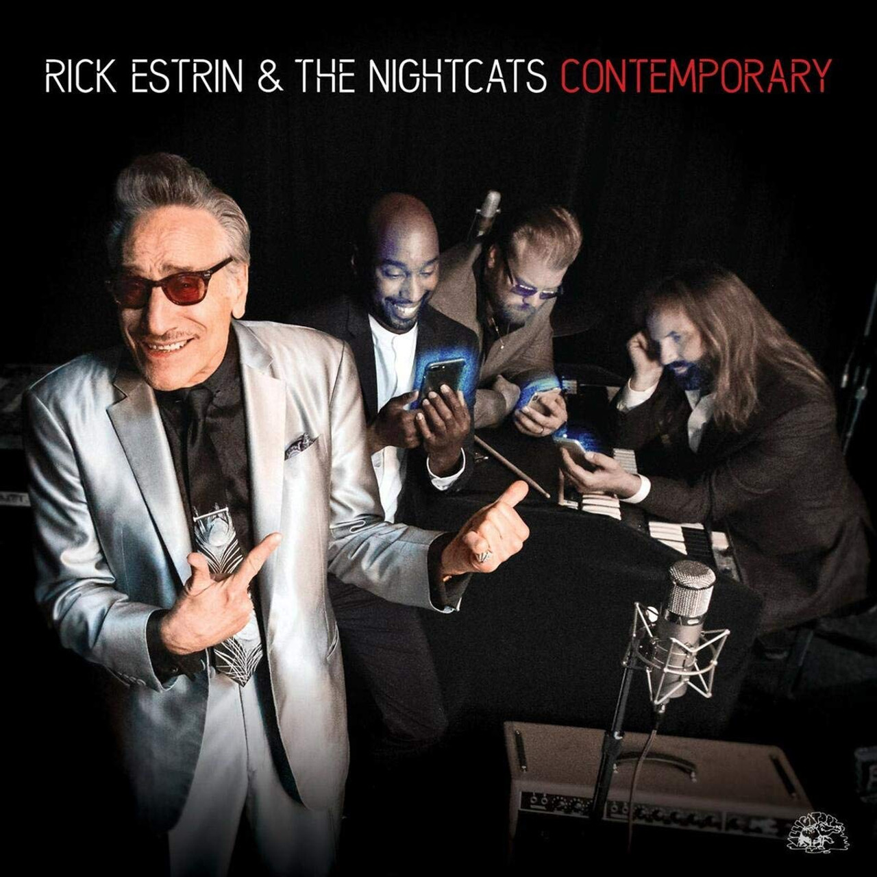 Rick Estrin & the Nightcats - Contemporary - PLUS A BONUS CD