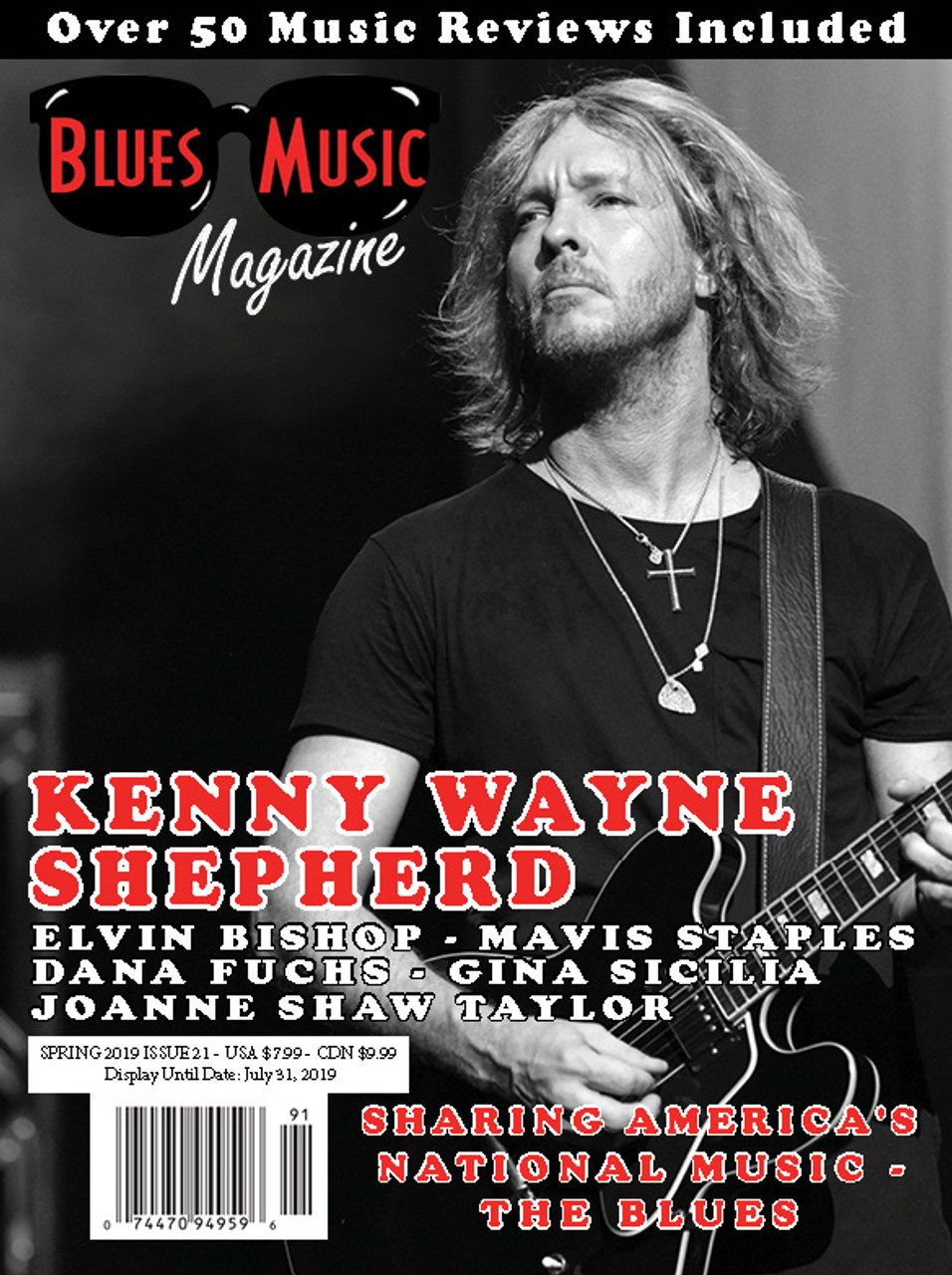 USA ONLY - THE SPRING ISSUE - APRIL 2019 - SINGLE COPY & FREE SHIPPING