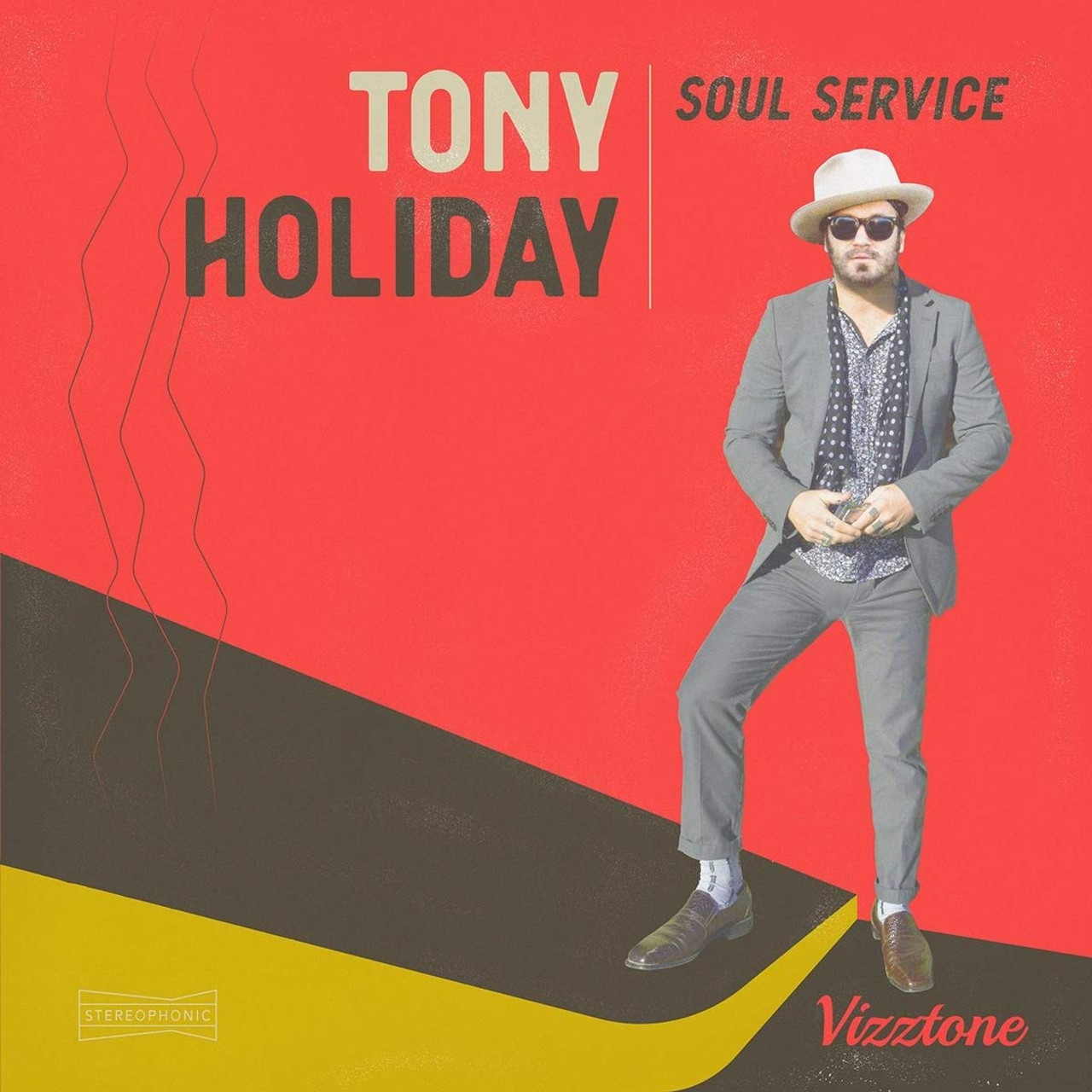 TONY HOLIDAY - SOUL SERVICE