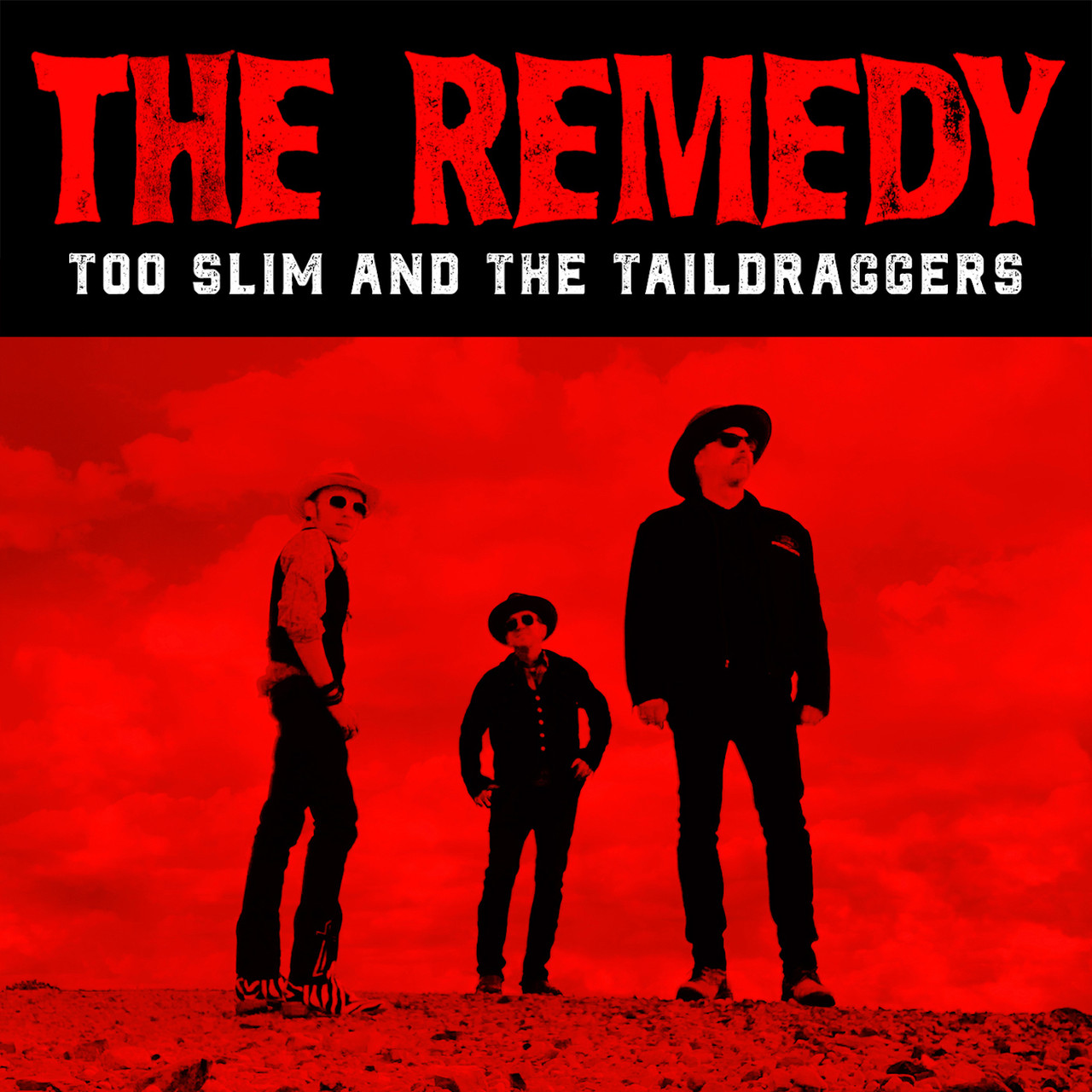 TOO SLIM & THE TAILDRAGGERS - THE REMEDY