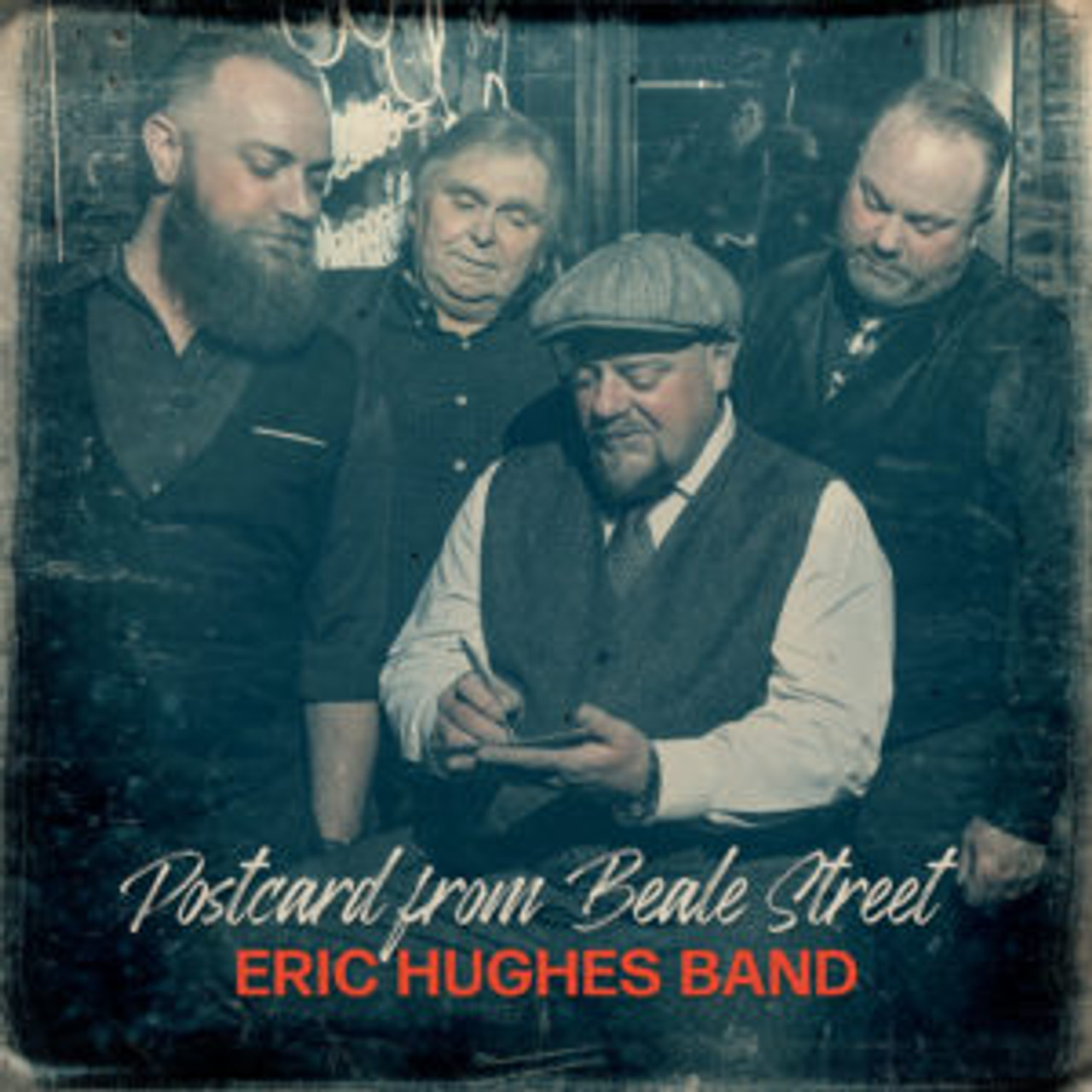 ERIC HUGHES - POSTCARDS FROM BEALE