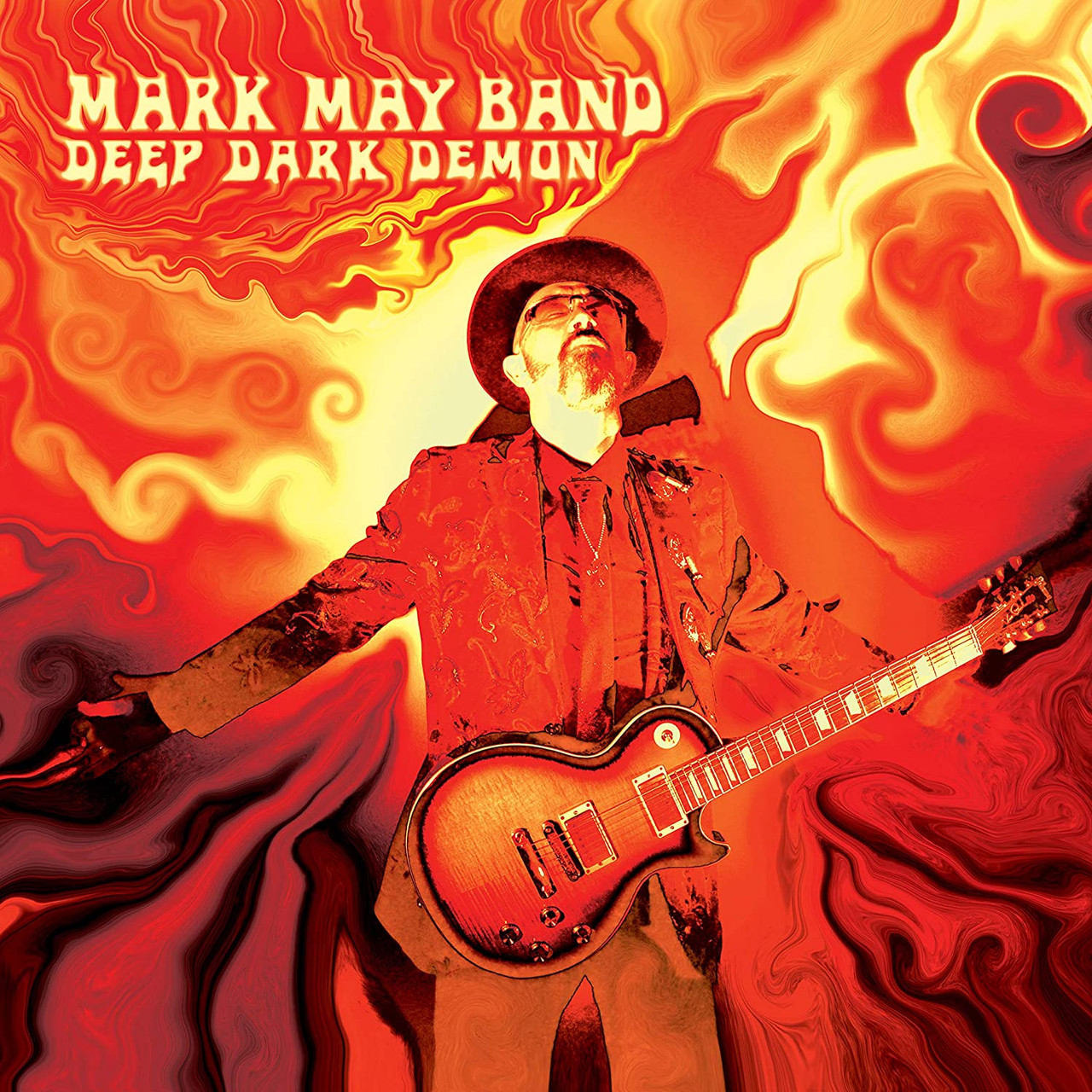 MARK MAY	DEEP DARK DEMON