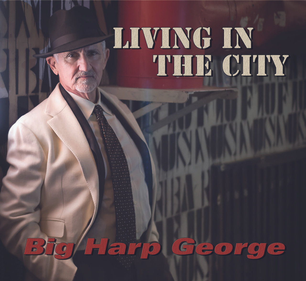 BIG HARP GEORGE - LIVING IN THE CITY