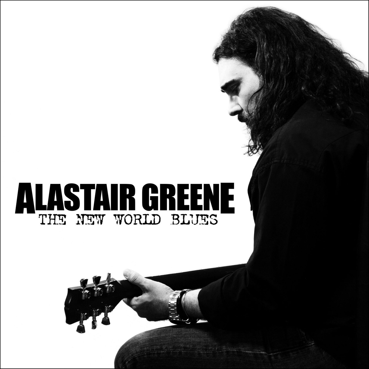ALASTAIR GREENE - THE NEW WORLD BLUES
