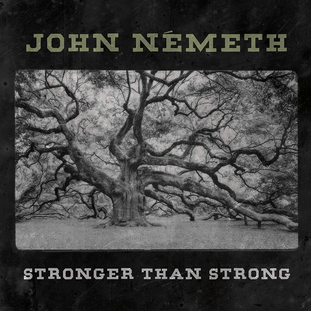 JOHN NEMETH - STRONGER THAN STRONG - RELEASE DATE 10/16/20