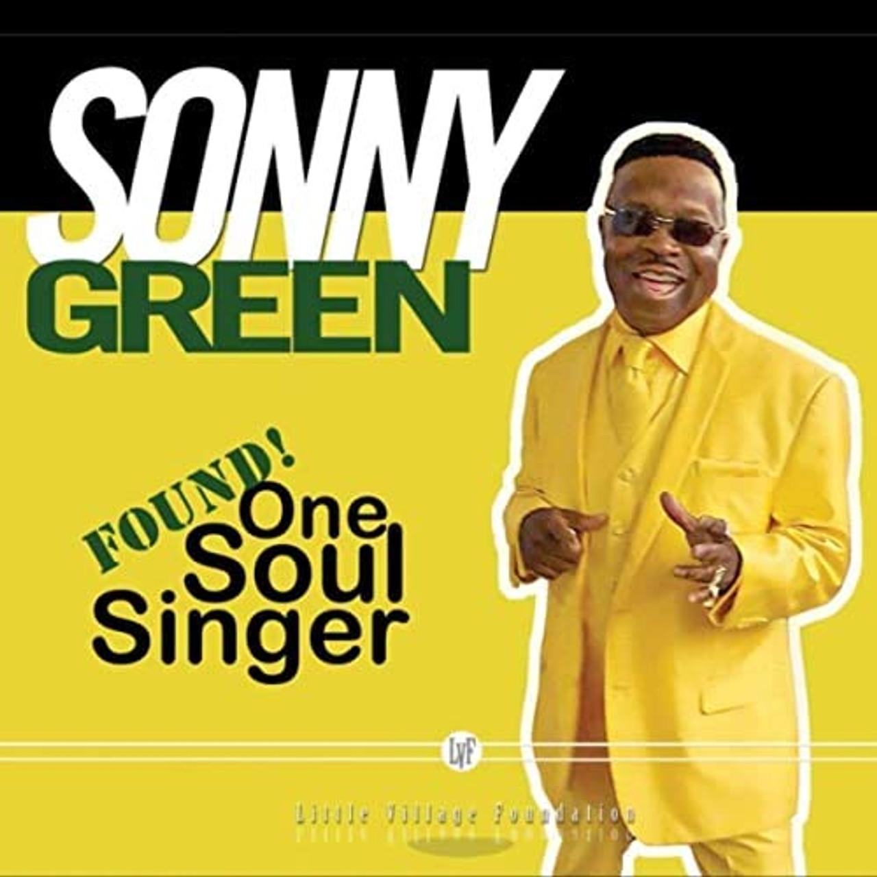 SONNY GREEN - FOUND ONE SOUL SINGER