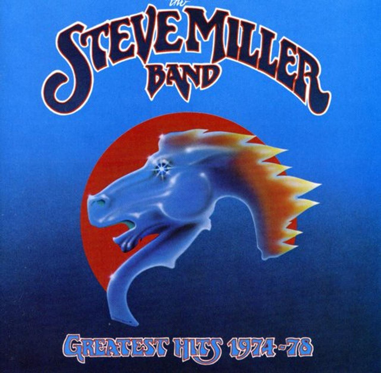 MILLER,STEVE Greatest Hits: 1974-78