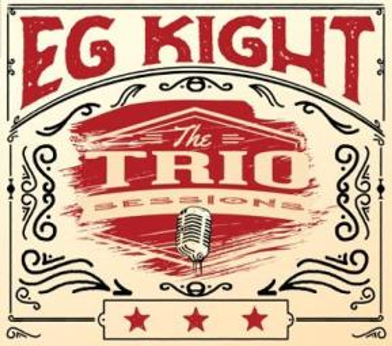 EG KIGHT -  THE TRIO SESSIONS