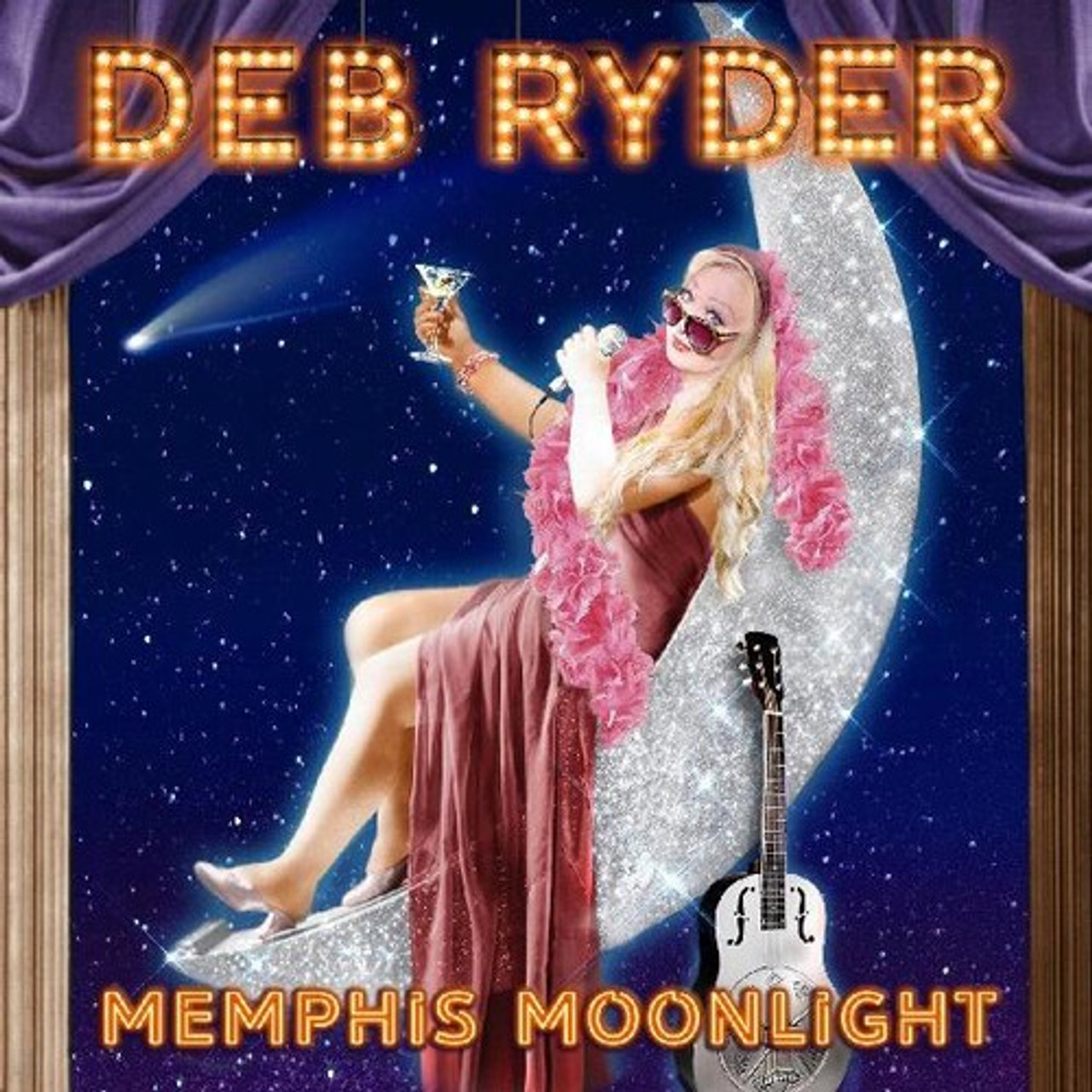 DEB RYDER - MEMPHIS MOONLIGHT