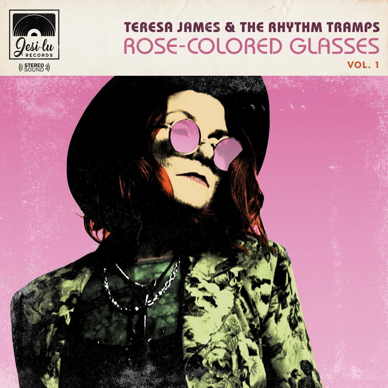 TERESA JAMES - ROSE- COLORED GLASSES VOL 1