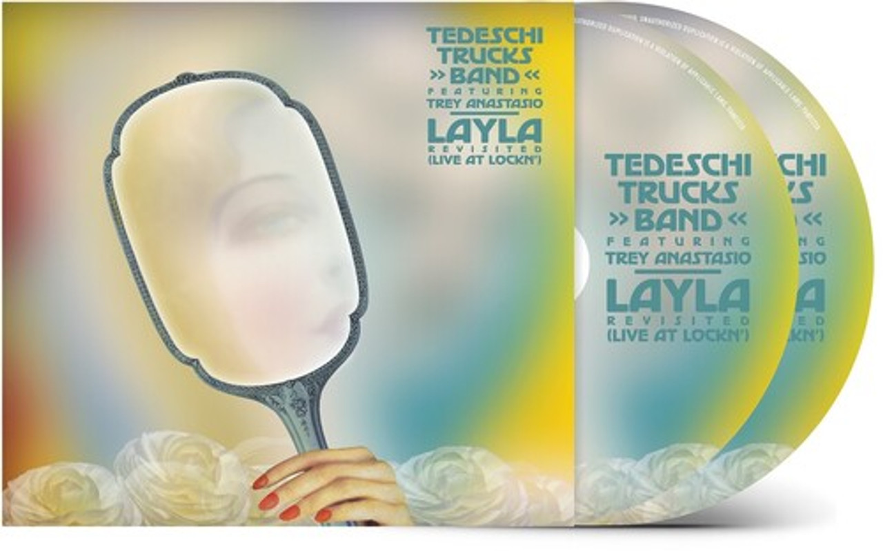 TEDESCHI TRUCKS BAND - LAYLA REVISITED (LIVE AT LOCKN') 2CD'S