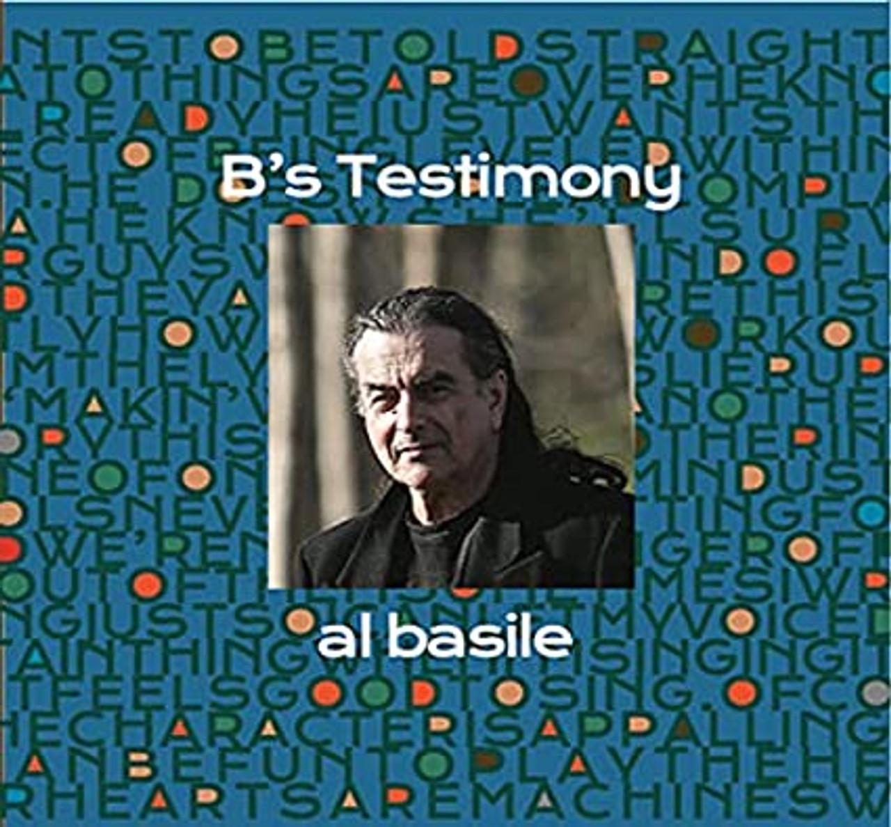 AL BASILE -B'S TESTIMONY