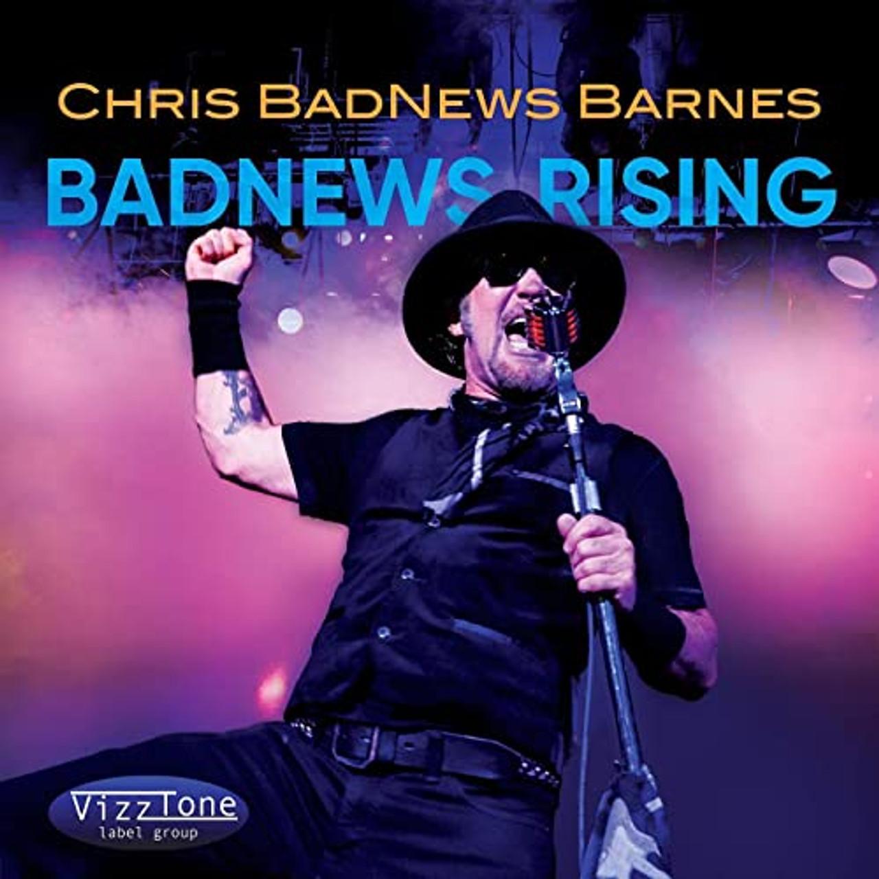 CHRIS BARNES - BADNEWS RISING