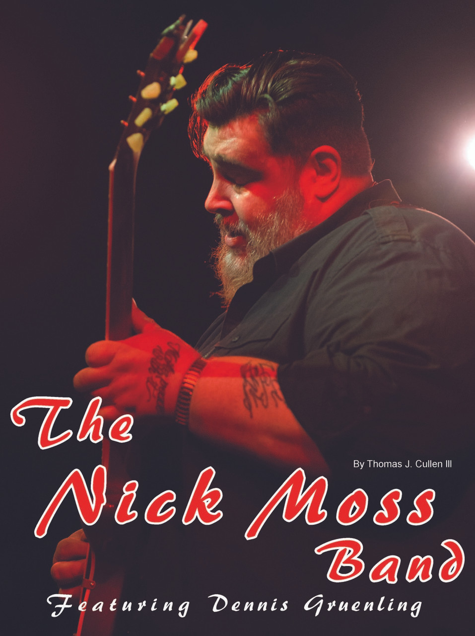 NICK MOSS Feature in Issue 20 January 2019