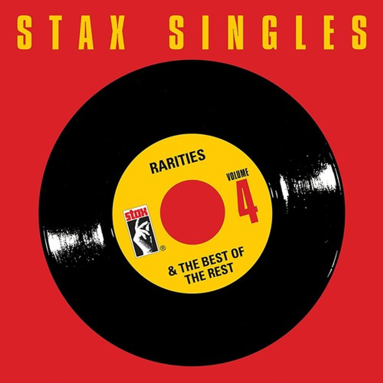 Stax Singles, Vol. 4: Rarities & Best Of (Various Artists) 6 CD Set