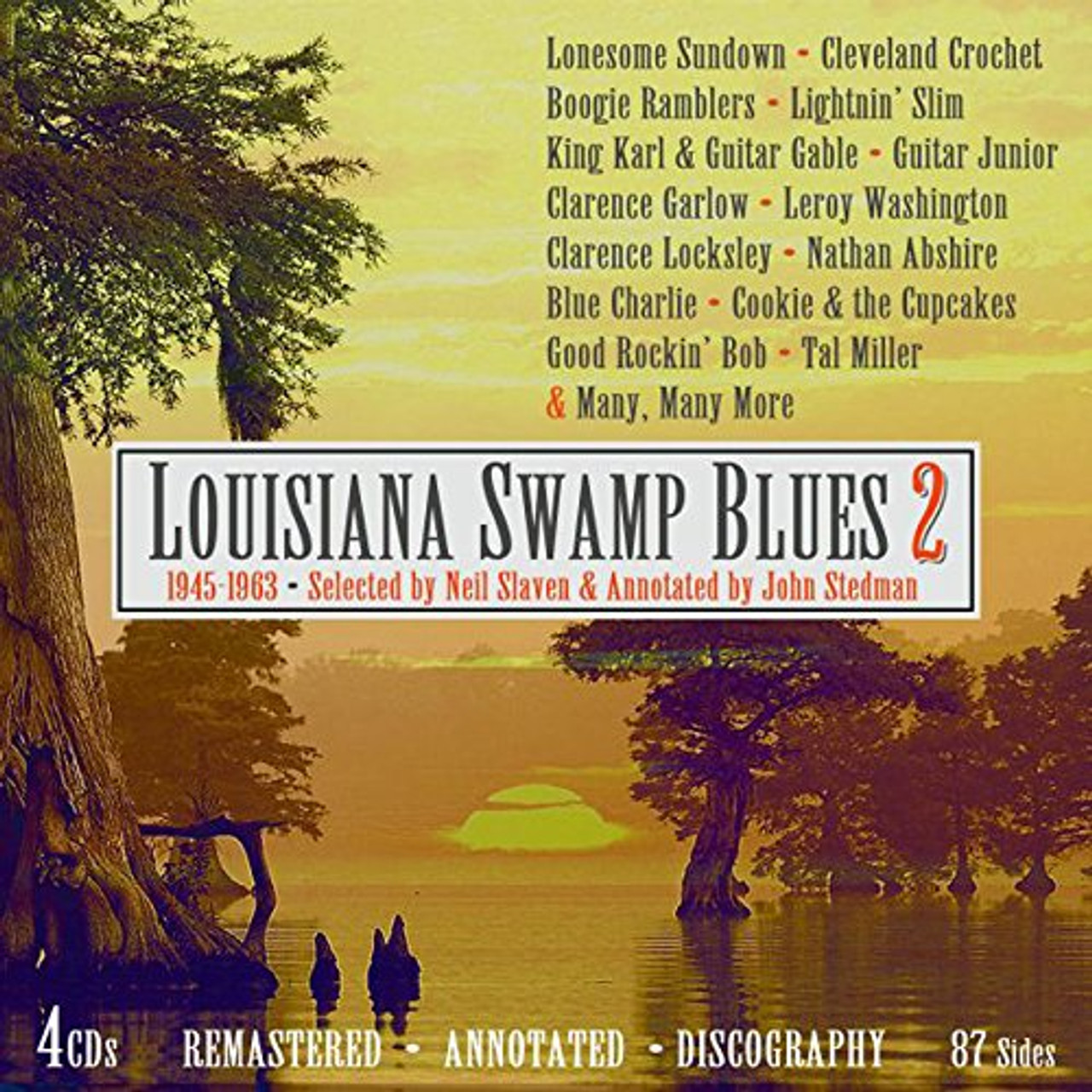 Louisiana Swamp Blues 2 - VARIOUS ARTIST