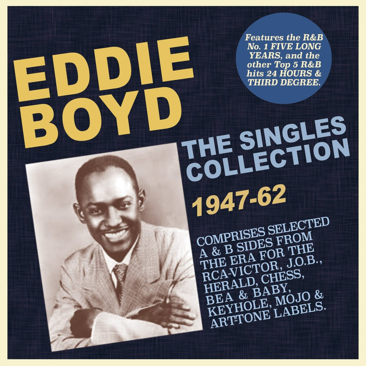 Eddie Boyd - The Collection 1947-62 - 2 CD SET