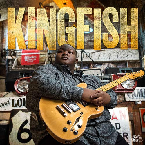 "CHRISTONE ""KINGFISH"" INGRAM - KINGFISH"