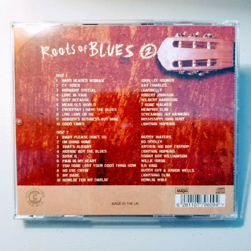 ROOTS OF BLUES VOL. 2 - 2 CD SET